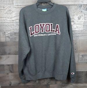 Champion Loyola University Sweatshirt
